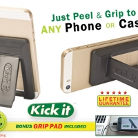 Kick it Phone Kickstand