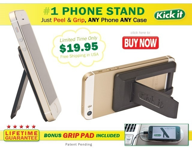 Cell Phone Stand and car phone mount
